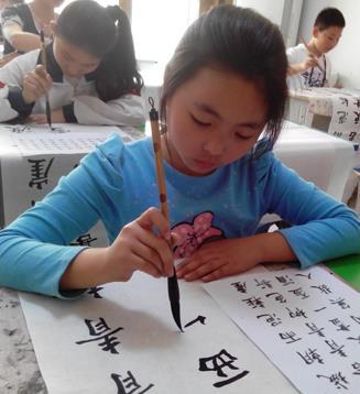 更美中国字