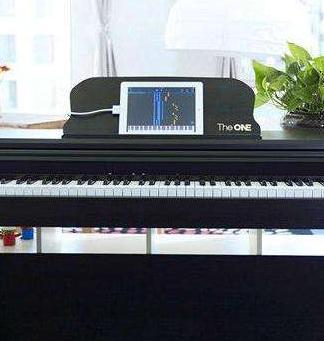 theone智能钢琴品牌