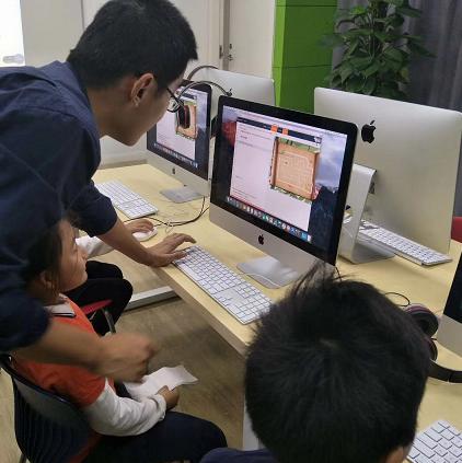 立乐少儿编程教育品牌