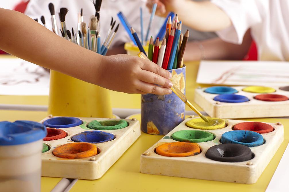 波斯米涂美術教育加盟