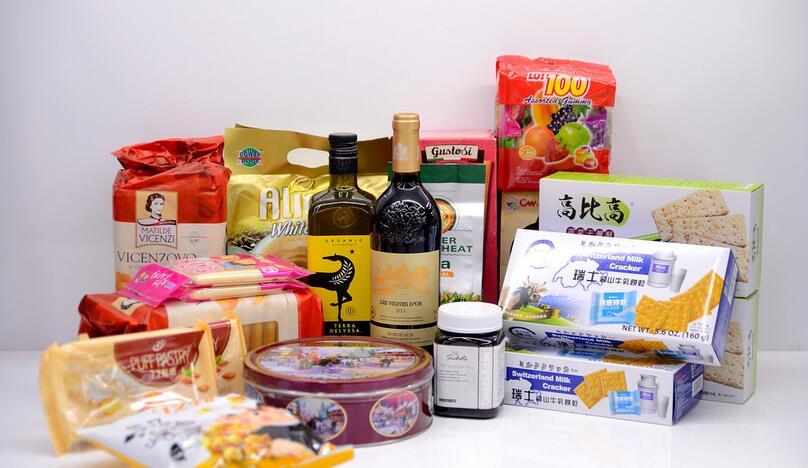 进口食品加盟