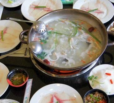 龍記斑魚火鍋