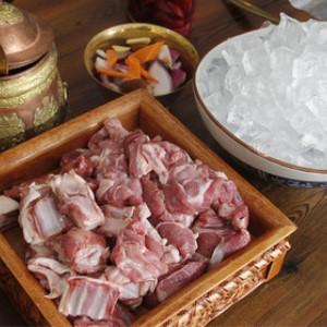 羊三瘋冰煮羊火鍋