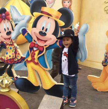 迪士尼儿童乐园