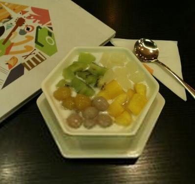 芋圆甜品店品牌