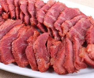 西安回坊腊牛肉