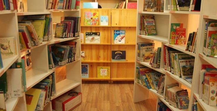 優貝親子圖書館加盟