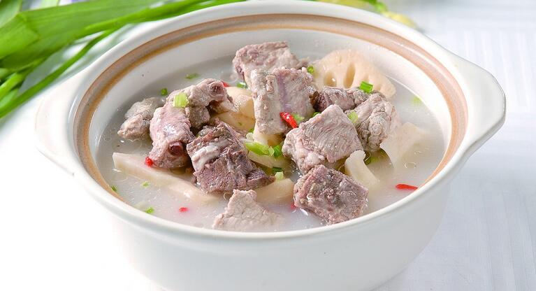 藕王养生汤加盟
