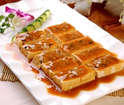 仙豆仙花生豆腐小吃