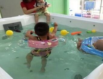 开心岛婴儿游泳馆品牌