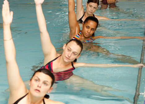 海帆亲子游泳教育
