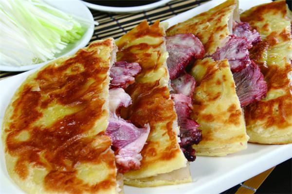 李连贵熏肉大饼加盟