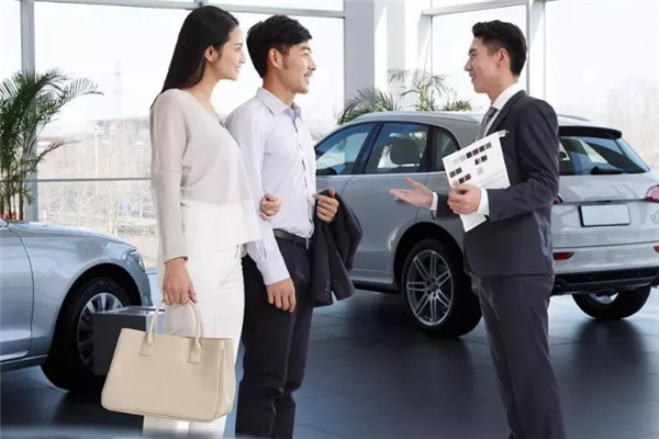 汽车销售店加盟